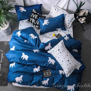 Постельное белье сатин Design Bears