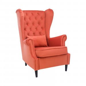 Кресло Leset Винтаж V39 оранжевый