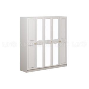 Шкаф 5-и створчатый Александрина
