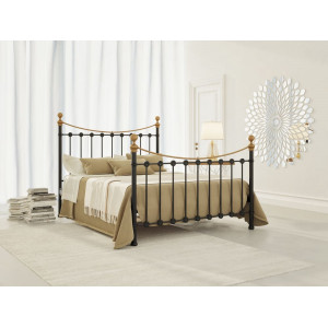 Кованая кровать Dreamline First (2 спинки)