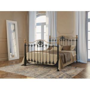 Кованая кровать Dreamline Camelot (2 спинки)