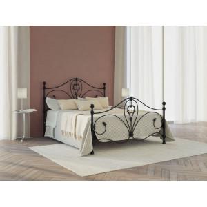 Кованая кровать Melania (2 спинки)