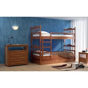 Детская двухъярусная кровать Dreamline Юниор 2