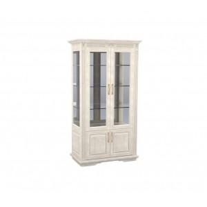 Шкаф Dreamline Палермо 2-створчатый витрина