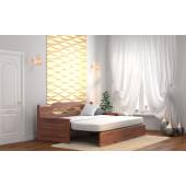 Кровать тахта Dreamline Неаполь ясень