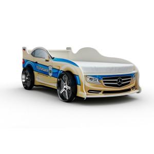 Кровать машинка детская ВиВера Мерседес полиция