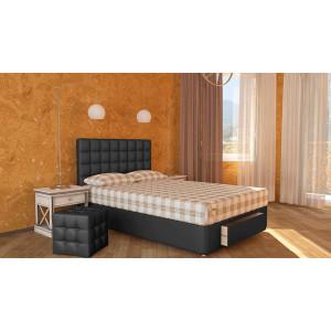 Двуспальная кровать с матрасом Mr.Mattress Set L