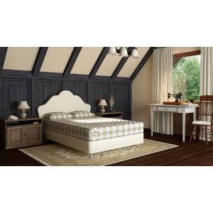 Двуспальная кровать с матрасом Mr.Mattress Set M