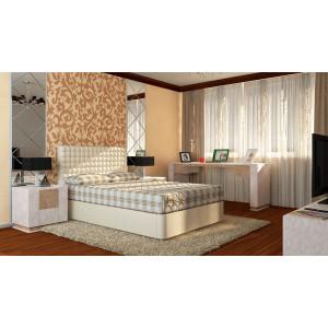 Двуспальная кровать с матрасом Mr.Mattress Set T