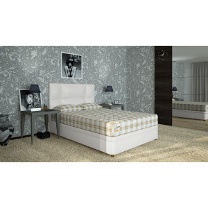 Двуспальная кровать с матрасом Mr.Mattress Set XL