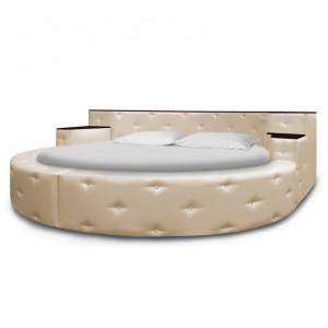 Круглая кровать ВМК Шале Элоиза-2