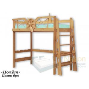 Детская кровать-чердак ВМК Шале Полет
