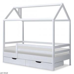 Детская кровать домик ВМК Шале Ненси