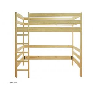 Детская кровать-чердак ВМК Шале Лицей