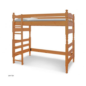 Детская кровать-чердак ВМК Шале Рикардо
