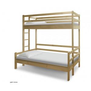 Двухъярусная детская кровать Шале Орленок