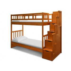 Двухъярусная детская кровать Шале Артек
