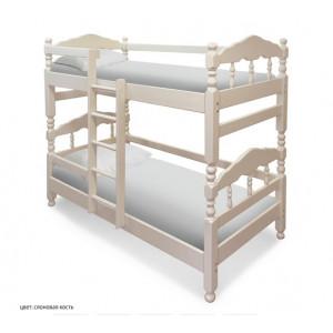 Двухъярусная детская кровать Шале Нуф-Нуф