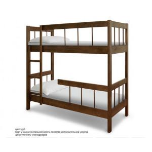 Двухъярусная детская кровать Шале Оля