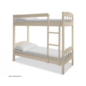 Двухъярусная детская кровать Шале Скаут-1