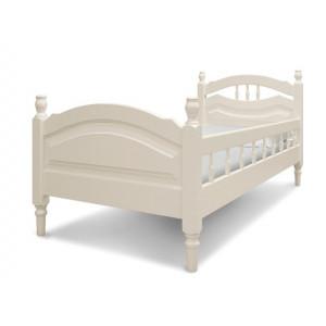 Детская деревянная кровать Шале Исида с бортиком