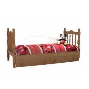 Детская деревянная кровать Шале Шрэк