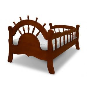 Детская деревянная кровать Шале Адмирал