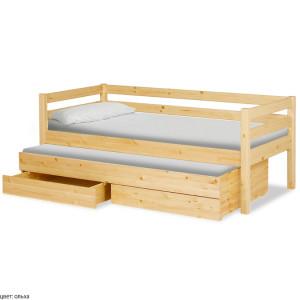 Детская выдвижная кровать Шале Олимп