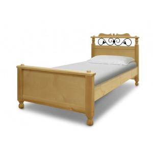 Кровать из сосны ВМК Шале Фея