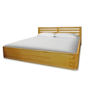 Кровать из сосны ВМК Шале Аура