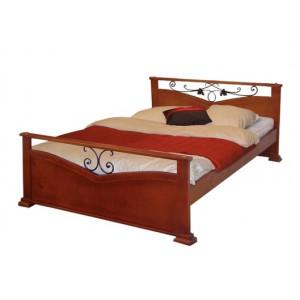 Кровать ВМК Шале Золушка (с ковкой)