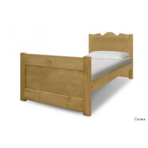 Кровать ВМК Шале Дубрава
