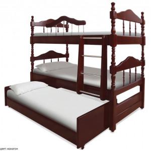 Двухъярусная детская кровать ВМК Шале Альбион