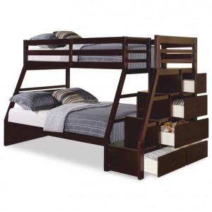 Двухъярусная детская кровать ВМК Шале Эрика-1