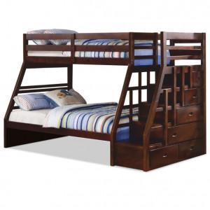 Двухъярусная детская кровать ВМК Шале Эрика-2