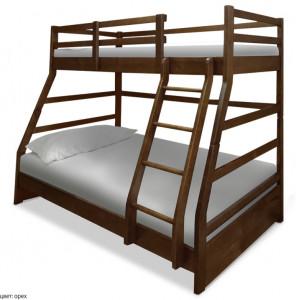 Двухъярусная детская кровать ВМК Шале Хостел