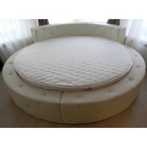 Круглая кровать ВМК Шале Элоиза