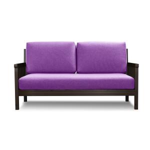 Диван AnderSon Норман фиолетовый