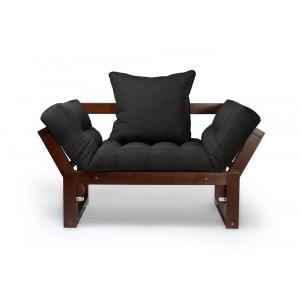 Кресло AnderSon Амбер черный
