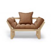 Кресло AnderSon Амбер коричневый