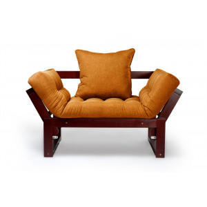 Кресло AnderSon Амбер оранжевый