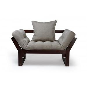 Кресло AnderSon Амбер серый