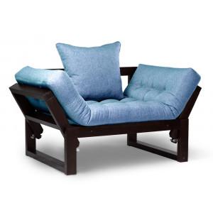 Кресло AnderSon Амбер синий