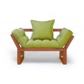 Кресло AnderSon Амбер зеленый
