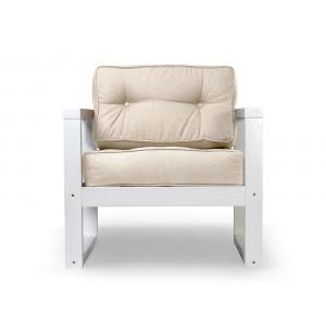 Кресло AnderSon Астер белый