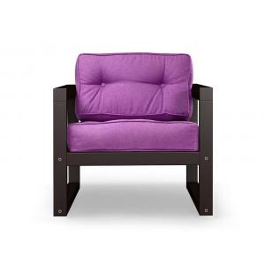 Кресло AnderSon Астер фиолетовый