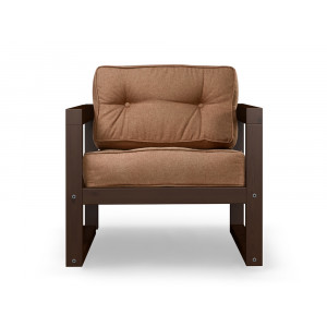 Кресло AnderSon Астер коричневый