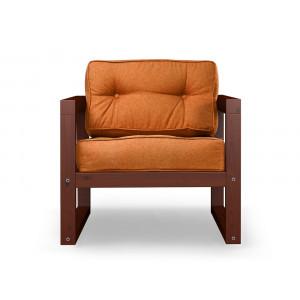 Кресло AnderSon Астер оранжевый