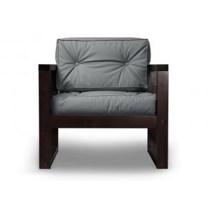 Кресло AnderSon Астер серый