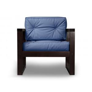 Кресло AnderSon Астер синий